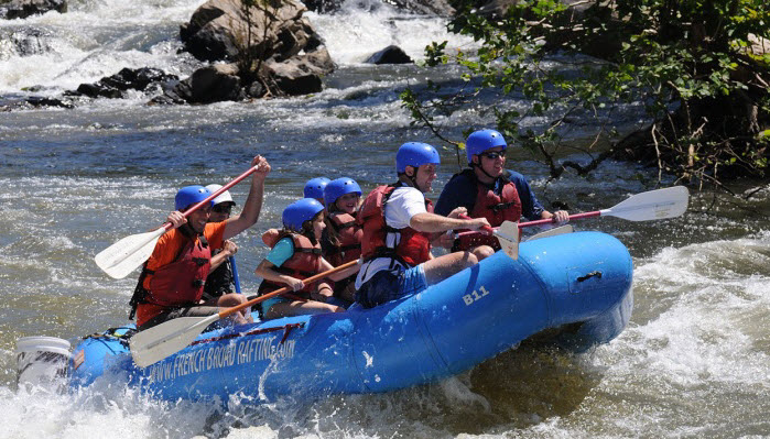 Rafting The French Broad